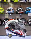 HELM FULL FACE ZEUS 811 WHI AL16 RED